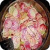Recept met gestreepte bietjes gerecht met vergeten groente groenten bereiden recepten