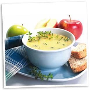 knoflooksoep, maken, knoflook, soep, bereiding, misselijk