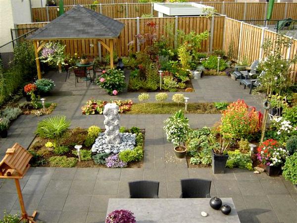 tuin, ontwerpen, tekenen tuinplan, zelf tuin aanleggen, ontwerp zonder tuinarchitect, stadstuin, tuinverlichting