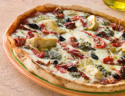 pizza, maken, groenten, groentes, soorten, pizzabodem, recept, bakken, oven, deeg, pizzadeeg