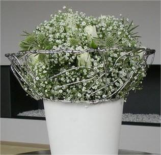 boeketten maken, zelf, handleiding, werkwijze, boeket binden, bloemen, bloemschikcursus
