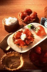 aardbeien bewaren, recept, aardbeientaart, maken, gerecht, bereiden, recepten, aardbei