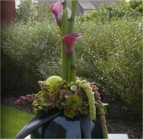 bloemschikcursus, volgen, curus bloemschikken, bloemstuk, maken, online bloemstukje, herfst, najaar, oktober, tuin