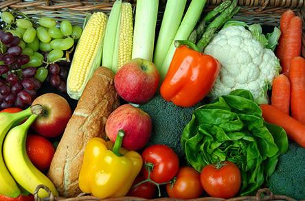Groenten en fruit, gezonde voeding kopen, optimale conditie, gezond fruit, gezonde groenten