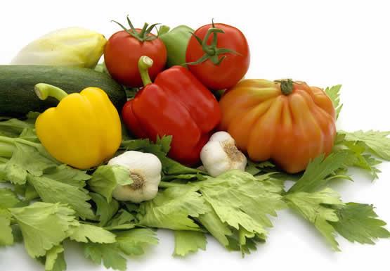 Verse groenten en groenten uit diepvries, verschil tussen verse en diepgevroeren groenten, groenen in blik, groenten in glas, voedingswaarde van groenten