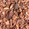Verschillende soorten afdekmaterialen, cacaodoppen, kokosschors, Sierschors, mulch, denneschors, dcm castanea coverchips