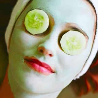 Zelfgemaakte gezichtsmaskers & schoonheidtips met fruit