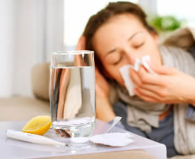 Hulpmiddeltjes voor het natuurlijk bestrijden van griep en verkoudheid