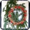 Deurdecoratie voor Kerst zorgt voor extra kerstsfeer