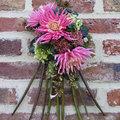 Columbarium bloemstuk maken