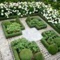Mooiste grote tuin zilver