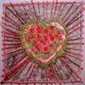 Valentijn bloemstukjes door leden