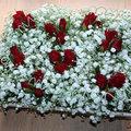 Valentijn: eenvoudig bloemstukje maken