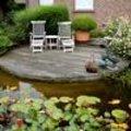 De tuin van de familie Theetaert te Lichtervelde is één van de twee winnende tuinen in de tweede wedstrijdronde: