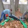 Hakselaar kopen: Snoeihout hakselen met een houtversnipperaar