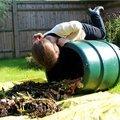Composteren in de kringlooptuin