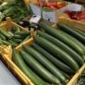 Belgische komkommers