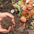 Compost isoleren