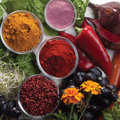 Natuurlijke kleurstoffen in onze voeding