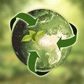 Organic & recycled:  organische grondstoffen in gerecycleerd materiaal