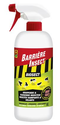 Ultieme insectenbestrijder - Compo Barrière Insect® Biosect spray