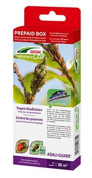 Natuurlijke bestrijding tegen bladluizen met DCM ADALI-Guard