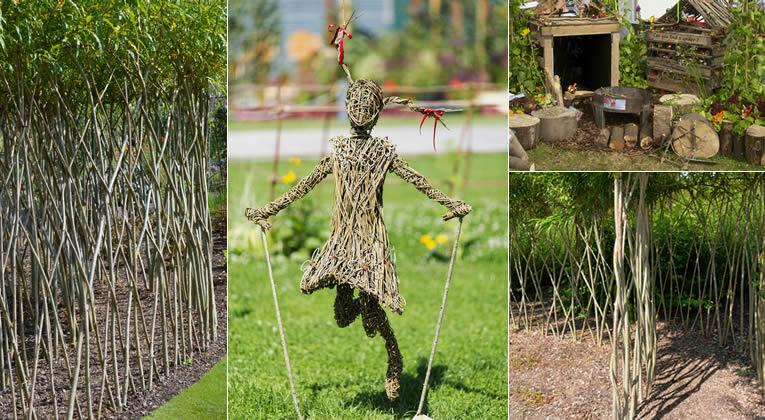 tuinaanleg kindvriendelijke tuin