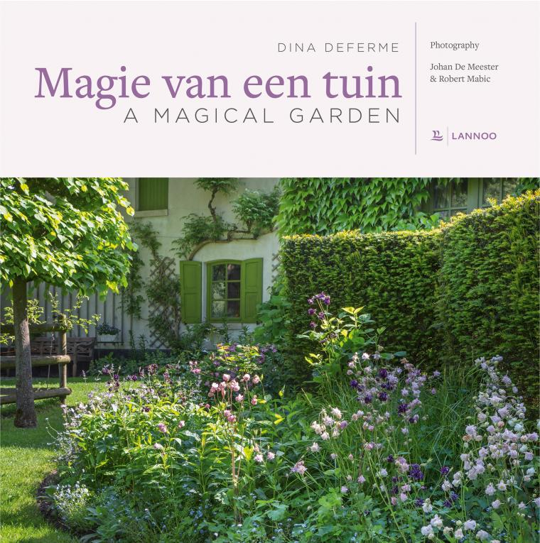 a magical garden - dina deferme