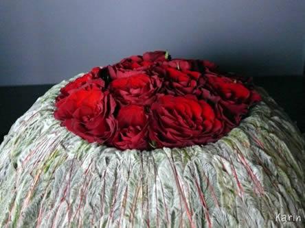 Materialen om te bloemschikken