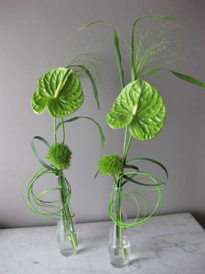 bloemstuk met Anthurium