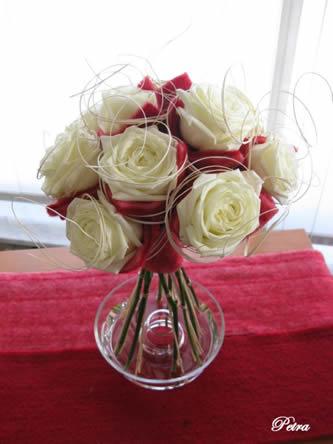valentijnsbloemstuk zelf maken