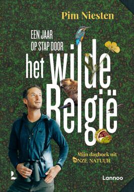 Boek 'Een jaar op stap door het wilde België'