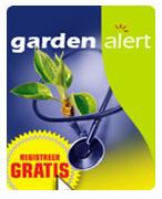 Waarschuwingssysteem tegen ziekten in de tuin