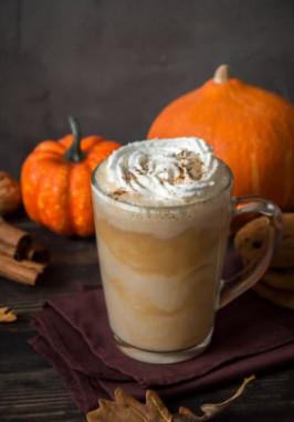 Pumpkin Spice Latte maken