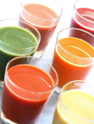 smoothies en sappen zelf maken met fruit en groenten
