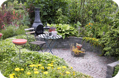 Vaste Planten Tuin : Vaste planten zorgen voor sfeer in de tuin