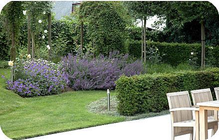 Tuin Aanleggen Voorbeelden : Tuinaannemer functie en prijzen van de tuinontwerper bij het