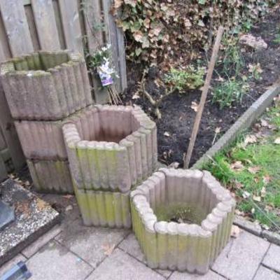 Tips voor betonnen bloembakken