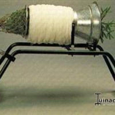 Kerstboom net