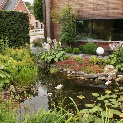 Open tuindagen  in Brugge