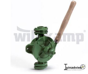 Handpomp water