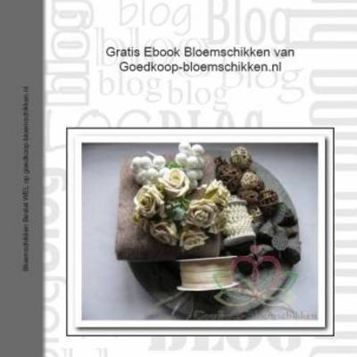 Gratis ebook goedkoop bloemschikken