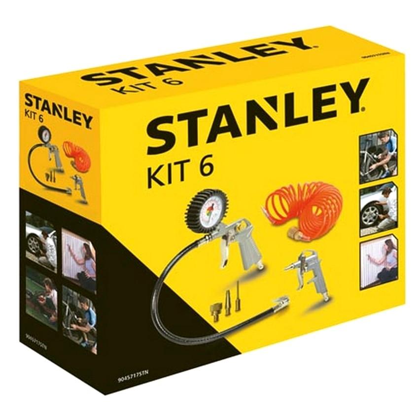 6delige kit voor compressor