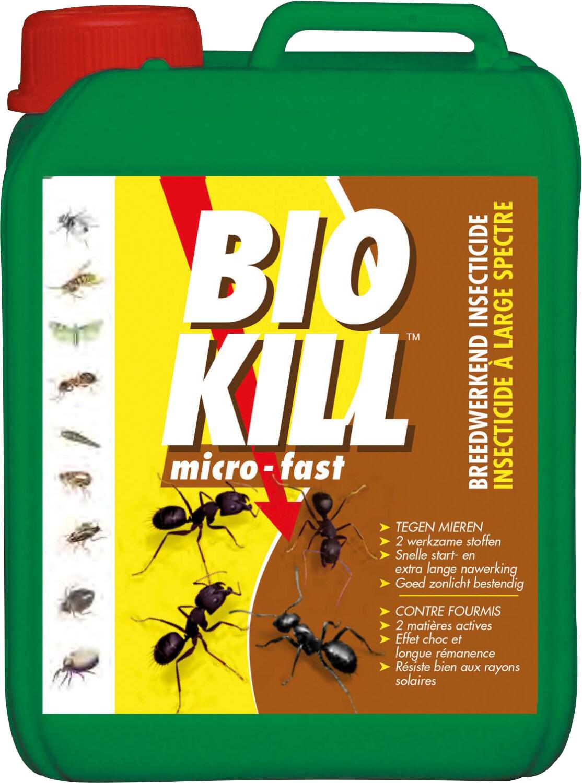Mieren en hun nesten bestrijden 25 L