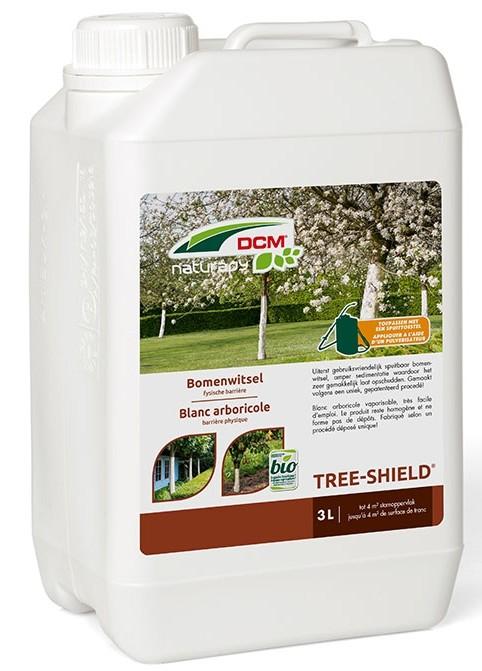 DCM bomenwitsel tegen vorstscheuren en zonnebrand