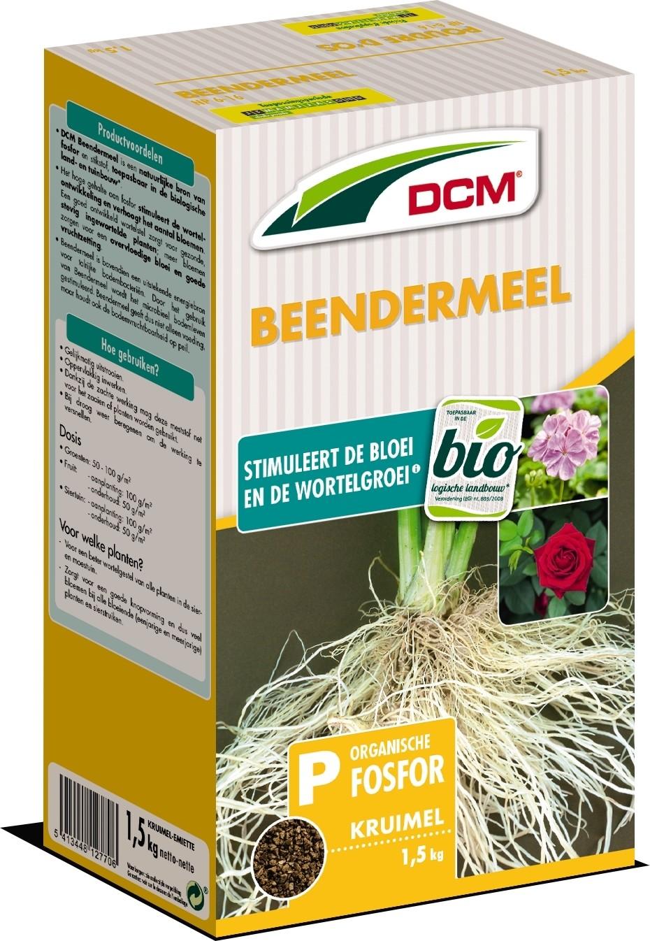 Beendermeel BIO DCM15 kg