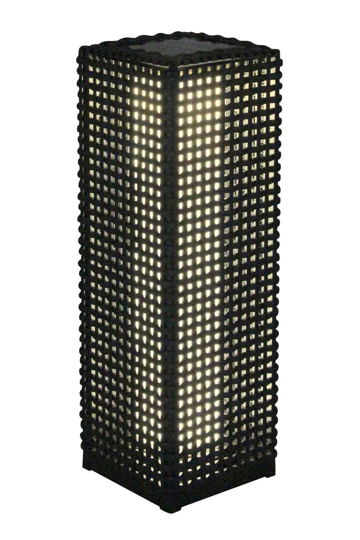 Lichtzuil op zonneenergie 47 cm