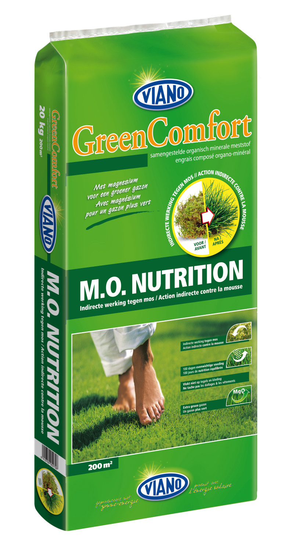 Gazonmeststof 20kgIndirecte werking tegen mos