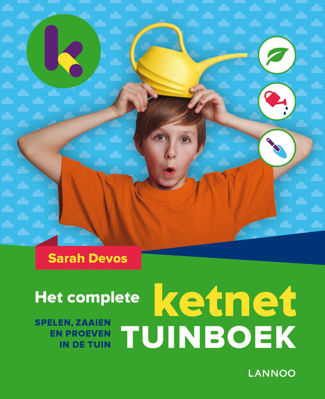 Het Complete Ketnet tuinboekSarah Devos