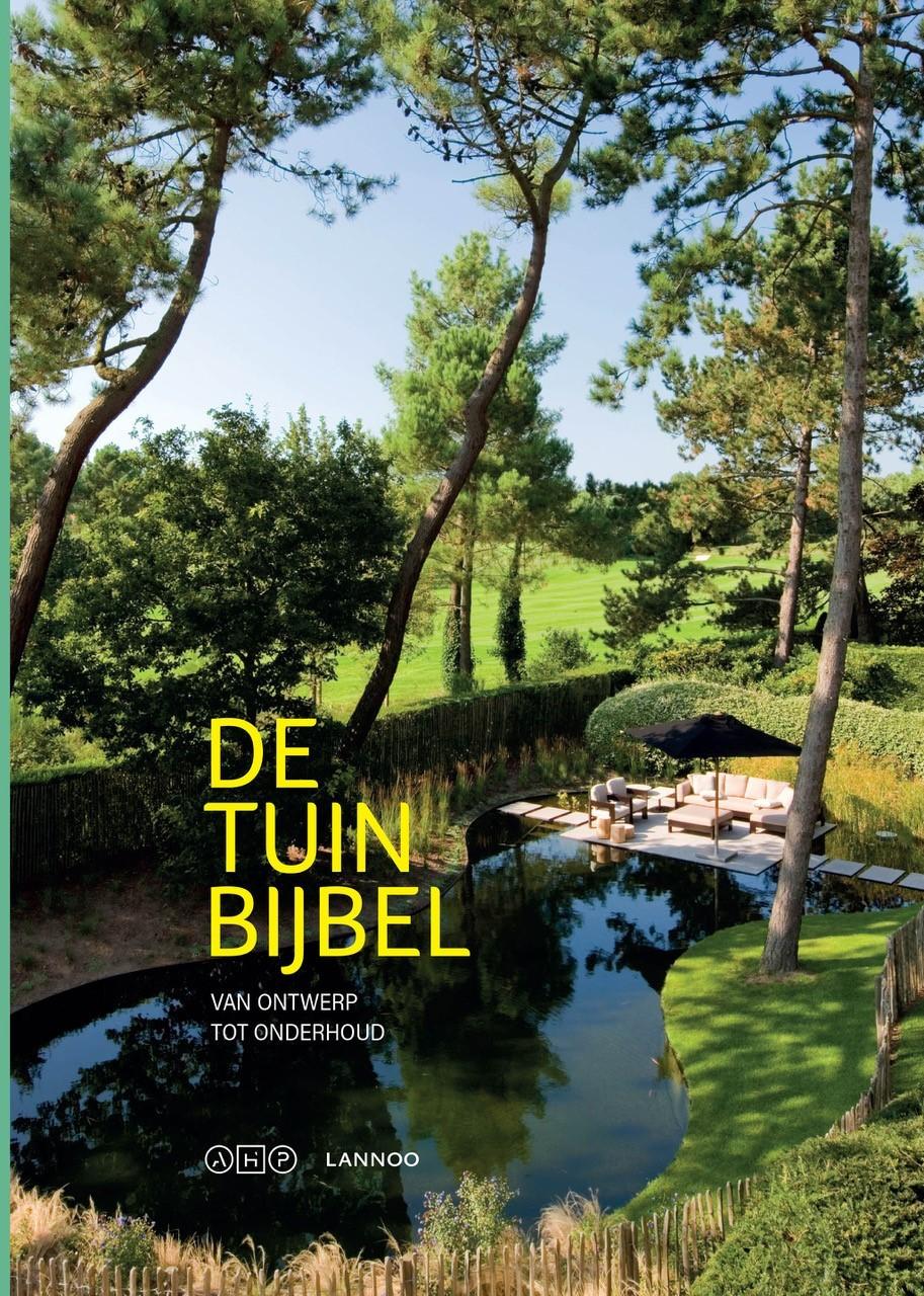 De tuinbijbel van ontwerp tot onderhoud